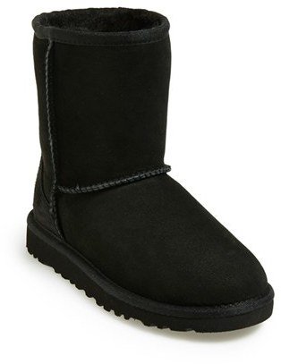 Toddler Ugg 'Classic Short' Boot $99.95 thestylecure.com