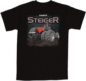 Country Casuals CASE IH Steiger Power Tractor-MENS T-Shirt-2XL