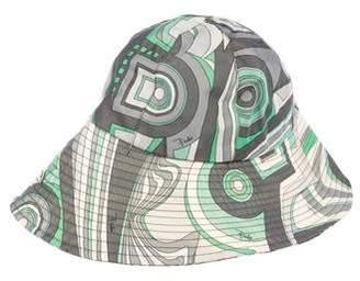 Emilio Pucci Printed Bucket Hat