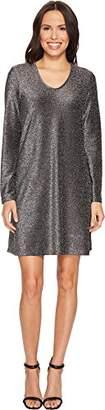 Karen Kane Women's Sparkle Taylor Dress