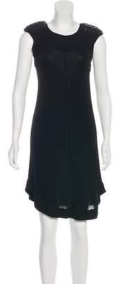 Elizabeth and James Studded Knee-Length Dress w/ Tags Black Studded Knee-Length Dress w/ Tags