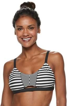 7c1a6b7f2abbc Apt. 9 Women s Striped Bralette Swim Top