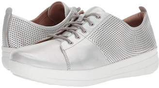 FitFlop F-Sporty Scoop Cut Perforated Sneakers Women's Sandals