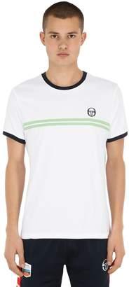 Sergio Tacchini Supermac 3 Cotton Jersey T-Shirt