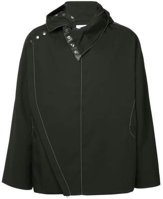 Kiko Kostadinov contrast stitching jacket