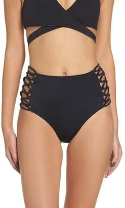 Leith High Waist Bikini Bottoms