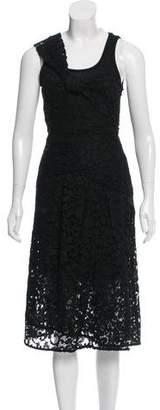 Thakoon Pleated Lace Dress w/ Tags PRE FALL 2014