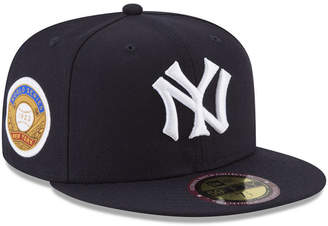 New Era New York Giants Ultimate Patch Collection World Series 2.0 59Fifty Fitted Cap