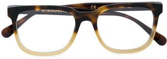 RetroSuperFuture tortoiseshell glasses