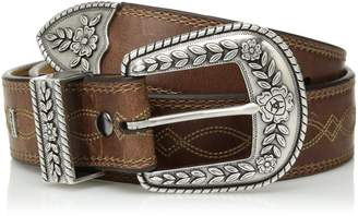 Ariat Women's Fatbaby Center Stitch Belt