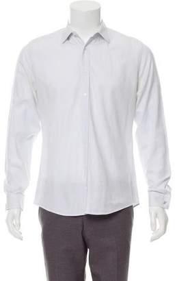 Gucci French Cuff Dress Shirt