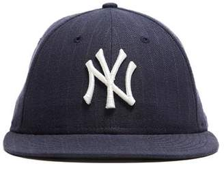 New York Yankees Todd Snyder + New Era Cap In Navy Pinstripe