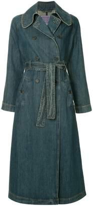 49de48e50b1 ALEXACHUNG Women s Denim Jackets - ShopStyle