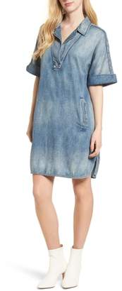 AG Jeans Amanda Denim Shift Dress