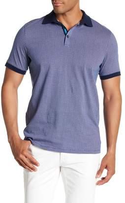 Toscano Short Sleeve Jersey Polo