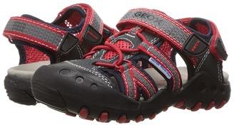 Geox Kids - Jr Kyle 5 Boy's Shoes $55 thestylecure.com