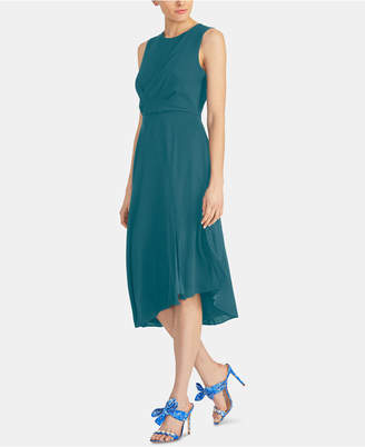 Rachel Roy Noemie Draped Asymmetrical Dress