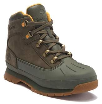 Timberland Eurohiker Shell Waterproof Boot (Baby & Toddler)