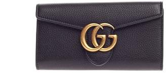 Gucci Marmont Wallet Black
