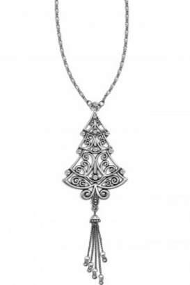 Brighton Christmas Tree Necklace