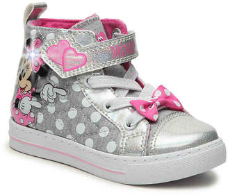 Disney Minnie High-Top Sneaker - Kids' - Girl's