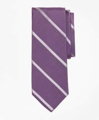 Brooks Brothers Mogador Track Stripe Tie