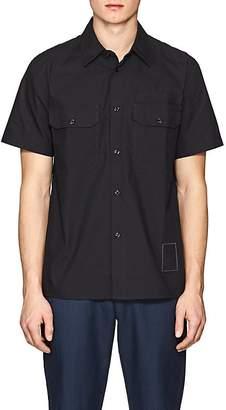 Rag & Bone Men's Mechanic Cotton Poplin Shirt