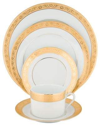 Philippe Deshoulieres 5-Piece Royal Trianon Place Setting