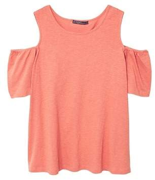 Violeta BY MANGO Off shoulders t-shirt