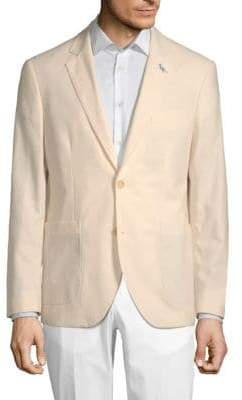 Tailorbyrd Parry Linen Cotton Sport Jacket