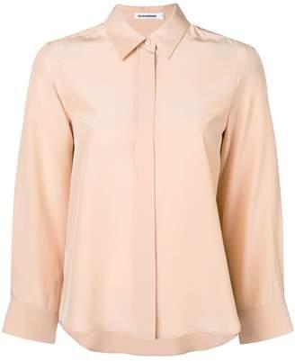 Jil Sander silk blouse