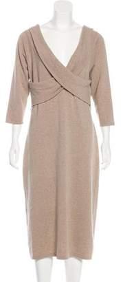 Ralph Lauren Cashmere Midi Dress w/ Tags