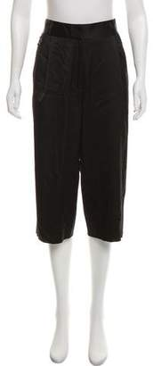 Elizabeth and James High- Rise Cropped Pants