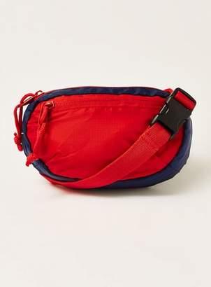 Topman Mens Cross Body Bag In Red