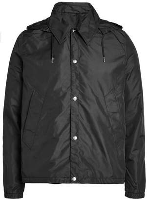 Ami Bomber Jacket with Collar