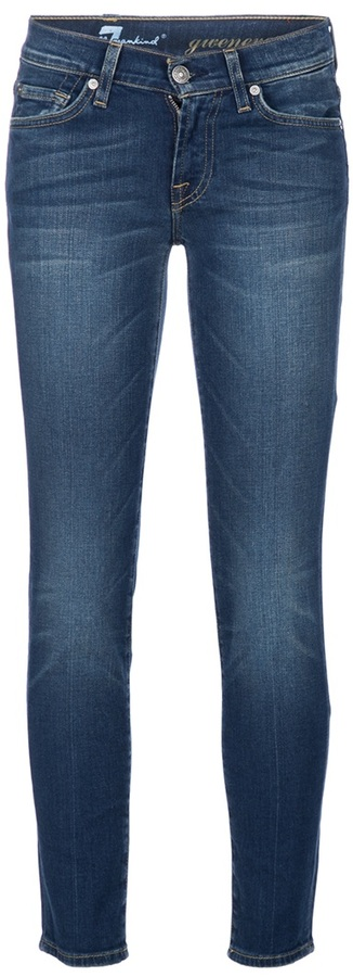 7 For All Mankind 'genevre' jean