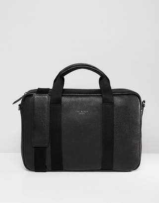 Ted Baker Importa document bag in leather