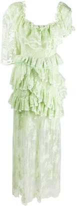 Preen by Thornton Bregazzi long lace dress