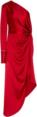 Monse One Sleeve Pajama Gown