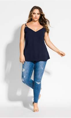 f458c3a3661ac City Chic Camisole Tops For Women - ShopStyle Australia