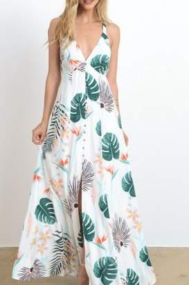 Hommage Tropical Boho Maxi
