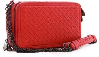 Bottega Veneta Woven Box Bag