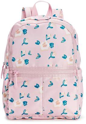 T-Shirt & Jeans T Shirt & Jeans Floral Large Dome Backpack