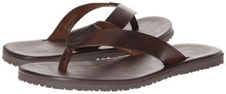 Matteo Massimo Leather Thong Sandal Men's Sandals