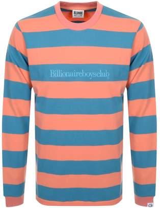 Billionaire Boys Club Striped Sweatshirt Orange