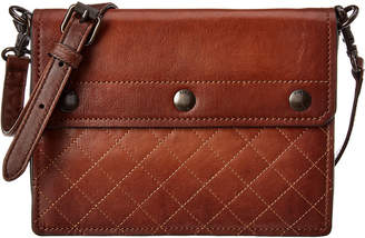Frye Samantha Quilted Leather Crossbody