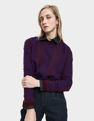 Acne Studios Ganya Mosaic Sweater