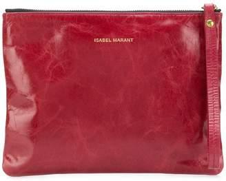 Isabel Marant Netah clutch bag