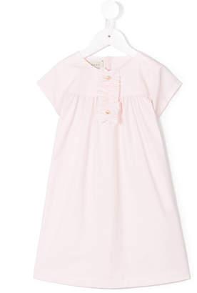Gucci Kids ruffle-trimmed dress