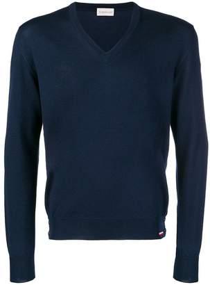 Moncler (モンクレール) - Moncler Vネック セーター